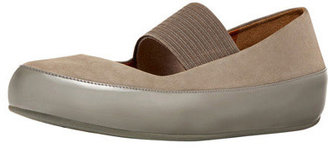 FitFlop dué™ m-j - bungee cord nubuck