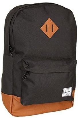 Herschel Heritage Mid-Volume (Black) Backpack Bags