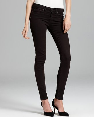 Vince Jeans - Skinny in Mulberry