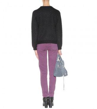 Paige Skyline ankle skinny jeans