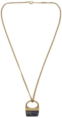 Chloé rings necklace