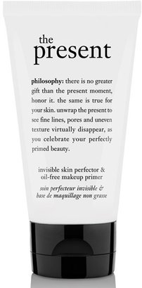 Philosophy 'The Present' Skin Perfector & Oil-Free Makeup Primer $30 thestylecure.com