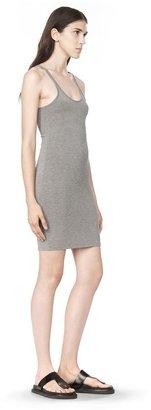 Alexander Wang Modal Spandex Cami Tank Dress
