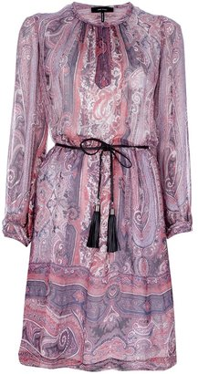 Isabel Marant 'Sofia' paisley dress