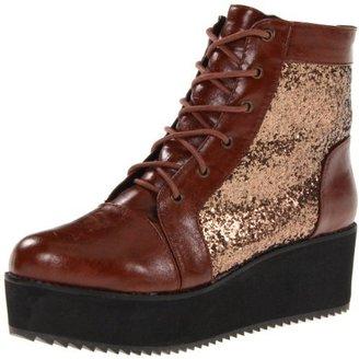 C Label Women's Nata-4A Fashion Sneaker