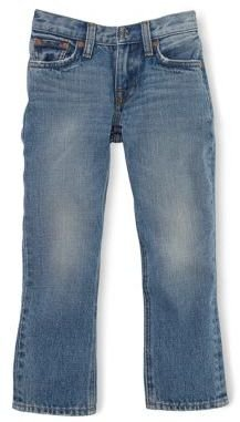 Ralph Lauren Boys 2-7 Slim Fit Jeans