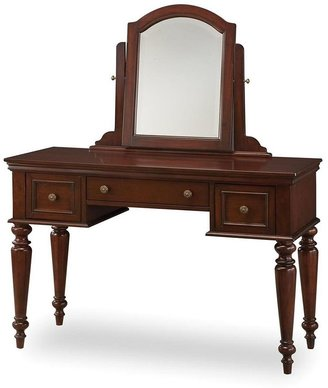 Home styles Lafayette Vanity Table With Mirror