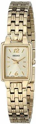 Seiko Women's SXGL62 Stainless Steel Watch $195 thestylecure.com