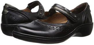 Aravon Dolly (Black) Women's Shoes