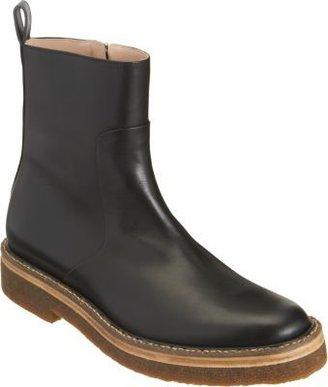 Dries Van Noten Crepe Sole Ankle Boot