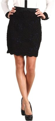 Elie Tahari Bennet Skirt (Black) - Apparel