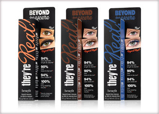Benefit They're Real! Lengthening Mascara Beyond Mascara