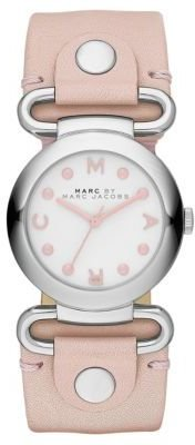 Marc by Marc Jacobs Ladies' Molly Silver-Tone Watch
