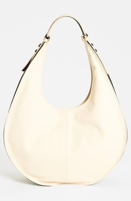 French Connection Double Handle Hobo, Medium