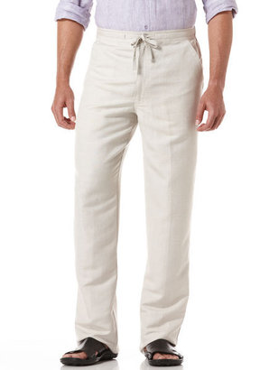 Cubavera Drawstring Linen Pant