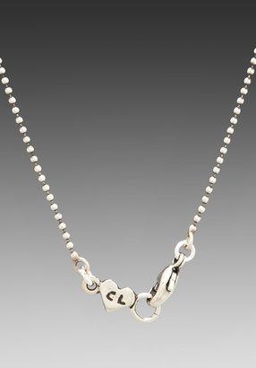 Chan Luu Skull Charm Necklace