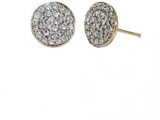 Sarah Chloe 14kt Jolie Diamond Earrings