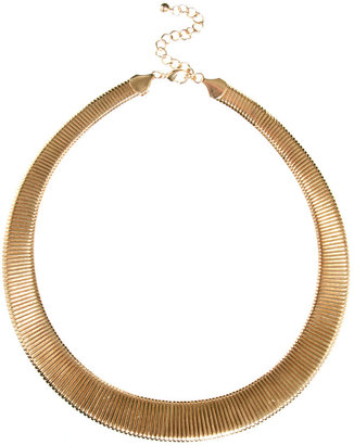 River Island Slinky Chain Collar Necklace