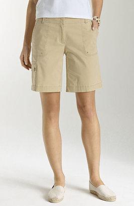 J. Jill Live-in chino shorts