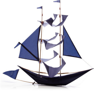 Glenn Haptic Lab Sailing Ship Kite