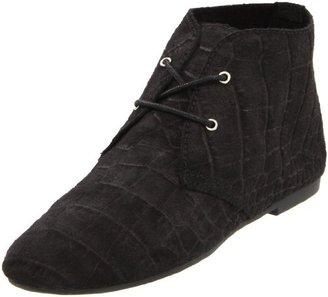 KORS Women's Gilmore Flat Boot