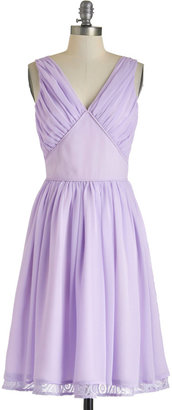 Ooh! La Ooh La Lavender Dress