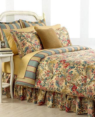 Lauren Ralph Lauren CLOSEOUT! Bedding, Tangier Twin Comforter Set