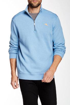 Tommy Bahama Antigua Half Zip Pullover $98 thestylecure.com