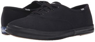 Keds - Champion-Canvas CVO Women's Lace up casual Shoes $45 thestylecure.com