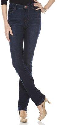 Gloria Vanderbilt Gv78 windsor straight-leg jeans