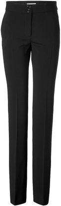 Moschino Flared Pants in Black