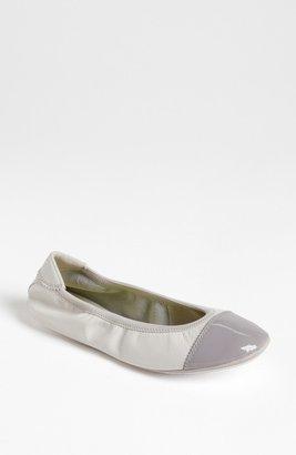 Puma 'Kitara' Cap Toe Ballet Flat (Women)