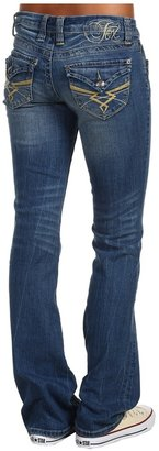 Fox Decca Jean (Worn Wash) - Apparel