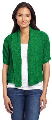 Calvin Klein Women's Dolman Slv Shrug Sweater