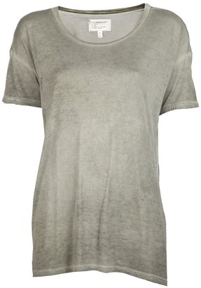 Current/Elliott The oversized scoop t-shirt