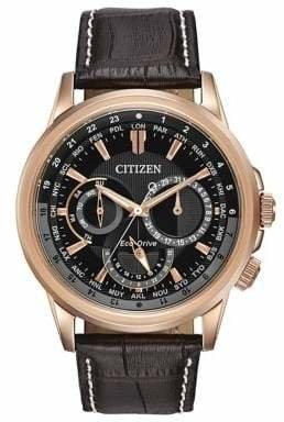 Citizen Mens Analog Calendrier Watch BU2023-04E