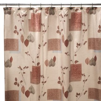 STUDY Leaf 70-Inch W x 72-Inch L Shower Curtain