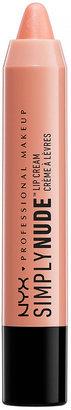 Nyx Cosmetics Simply Nude Lip Cream - Peaches $6.49 thestylecure.com