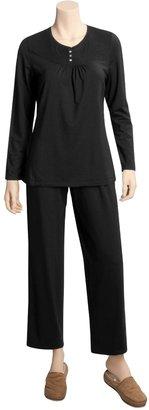 Calida Micromodal® Pajamas - Long Sleeve (For Women)