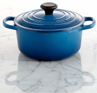 Le Creuset Signature Enameled Cast Iron 1 Qt. Round French Oven