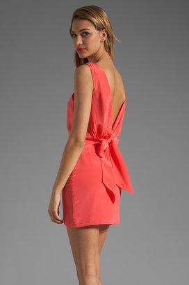 Bec & Bridge BEC&BRIDGE Sabine Reversible Drape Dress