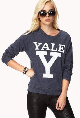 Forever 21 Y For Yale Sweatshirt