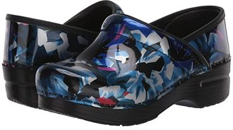 Dansko Professional (Black/Natural Oiled) Women's Clog Shoes