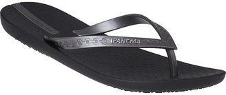 Ipanema Neo Sense Flip Flop Black Rubber