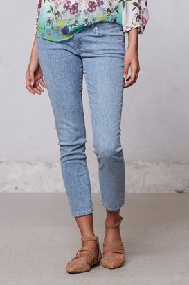 Anthropologie AG + Liberty Ankle Legging Jeans