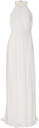 J.Crew Ursula stretch-jersey gown