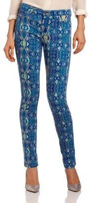 Calvin Klein Jeans Women's Pop Ikat Ultimate Skinny Jean