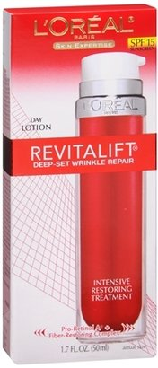 L'Oreal Revitalift Skin Expertise Deep-Set Wrinkle Repair Day Lotion
