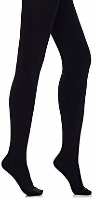 Wolford Women's Individual 100 Leg Support Tights - Black