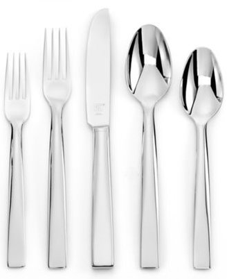 Zwilling J.A. Henckels Zwilling J. A. Meteo 18/10 Stainless Steel 5-Pc. Place Setting